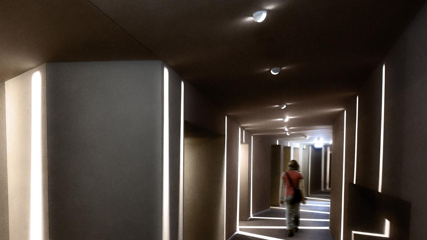 Indoor Lighting Effect Luminaires