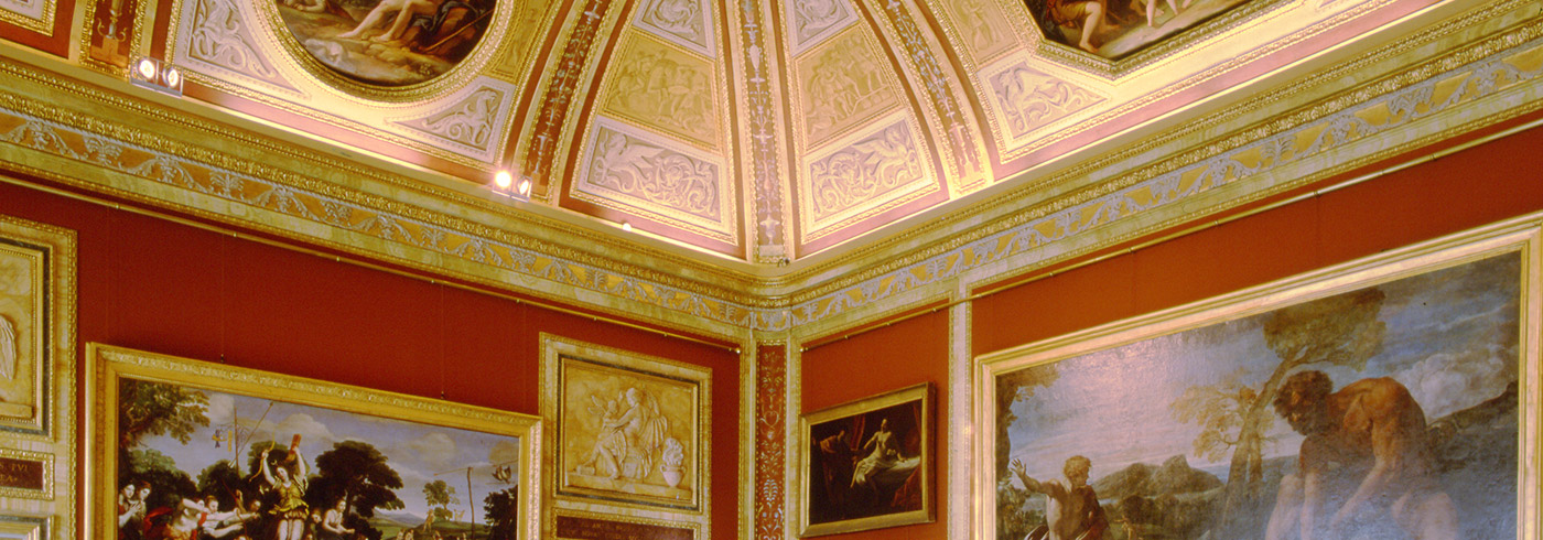 The Galleria Borghese - Rome, Italy