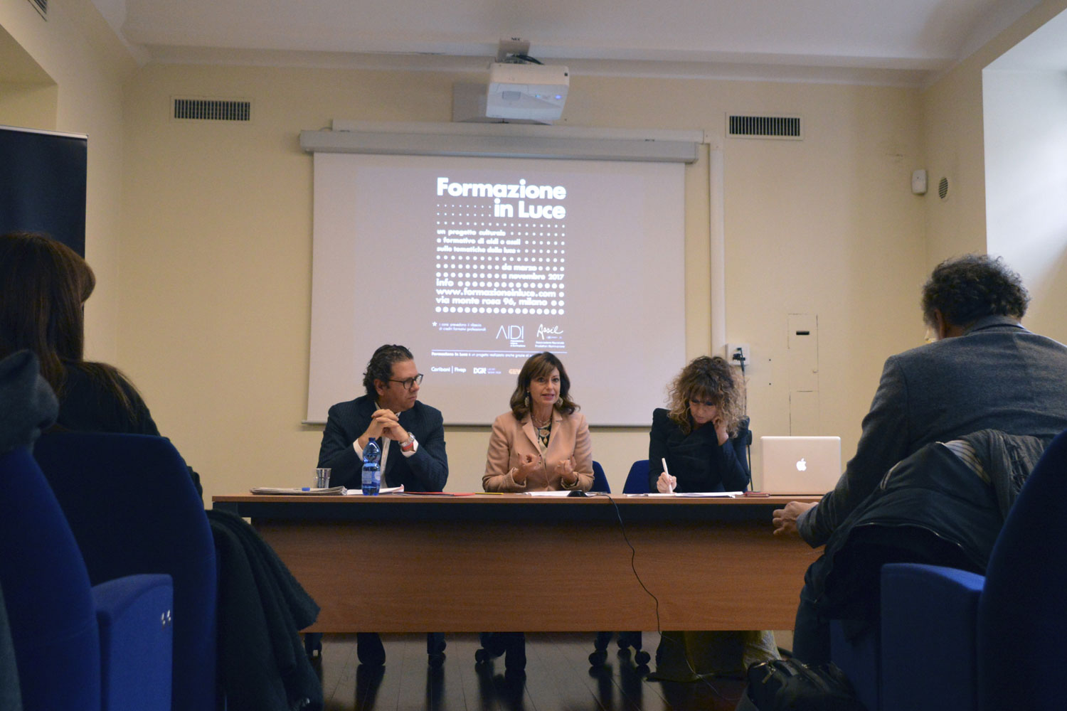 "ASSIL & AIDI disclosed the ""Formazione In Luce"""