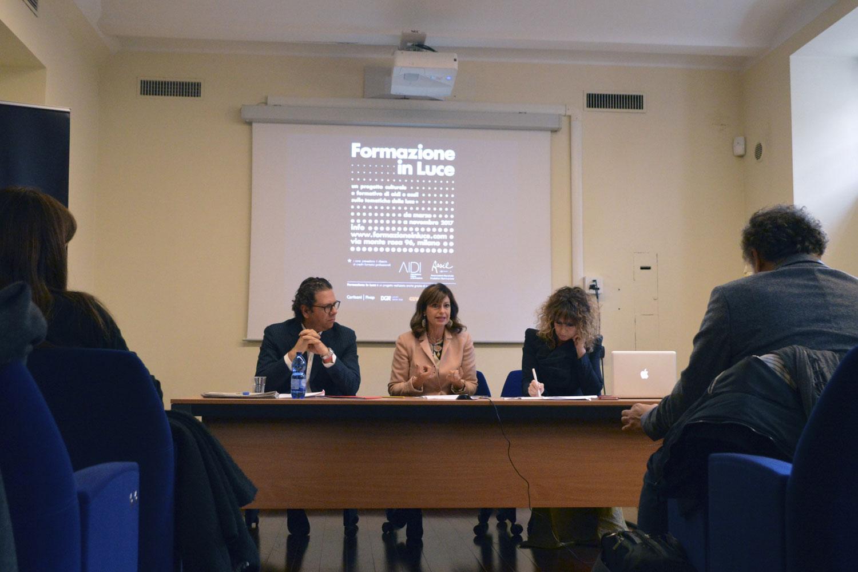 "ASSIL & AIDI disclosed the ""Formazione In Luce"""