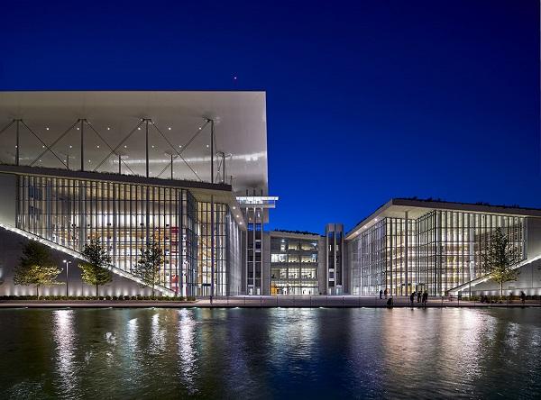 Il Centro Culturale della Fondazione Stavros Niarchos