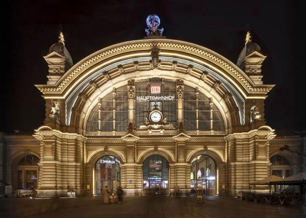 Frankfurt Central Station