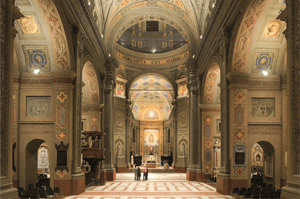 A new lighting system for Carpi Cathedral