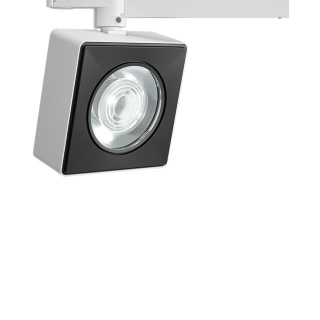 View Opti Beam Lens cuadrado - 157x157 mm