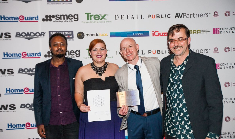 The Buchan Group, Perth - Urban Design Winners