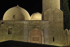 Le Complexe du Palais de Shirvanshahs