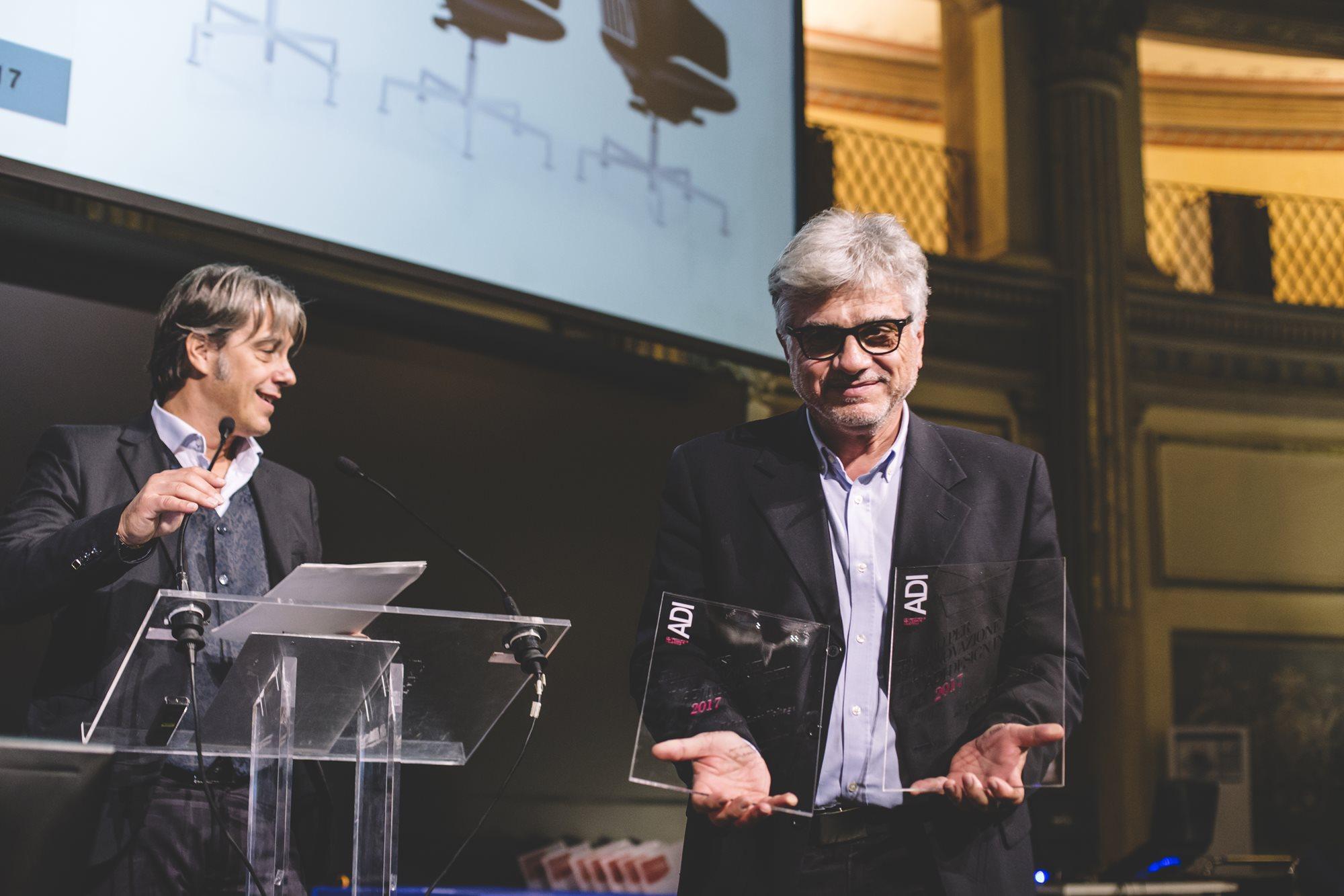 Neue Auszeichnungen für iGuzzini vom italienischen Verband für Industriedesign ADI