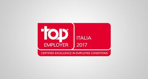 iGuzzini awarded Top Employer 2017