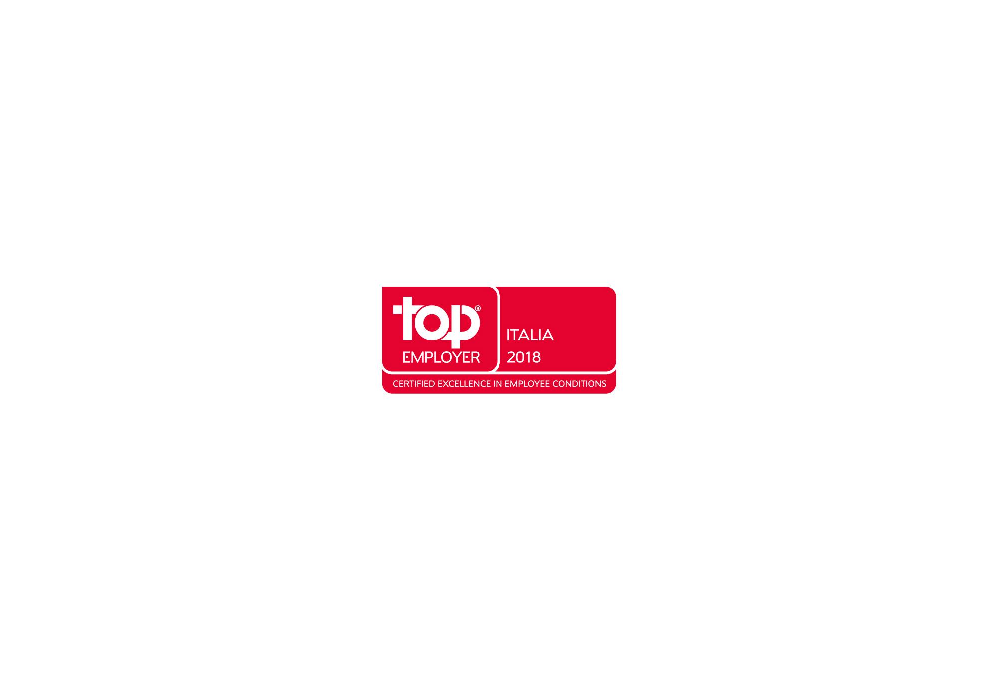 iGuzzini Top Employers Italy for 2018