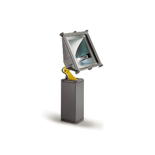 Lingotto - Strahler 240x270mm