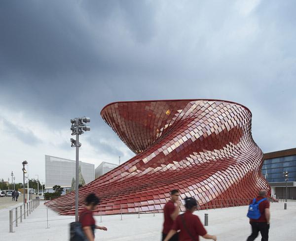 Pavillon Vanke Expo Milano 2015
