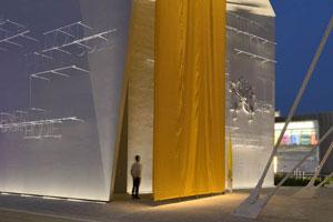 Pabellón de la Santa Sede Expo Milano 2015