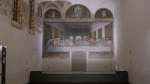 Una nueva iluminación led para el Cenáculo Vinciano