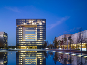 Il quartier generale ThyssenKrupp