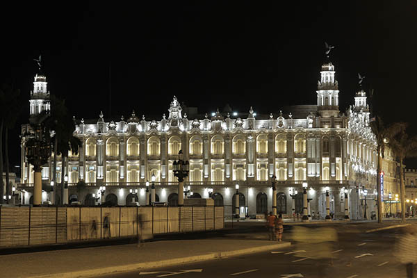 "Grand Theatre of Havana ""Alicia Alonso"""
