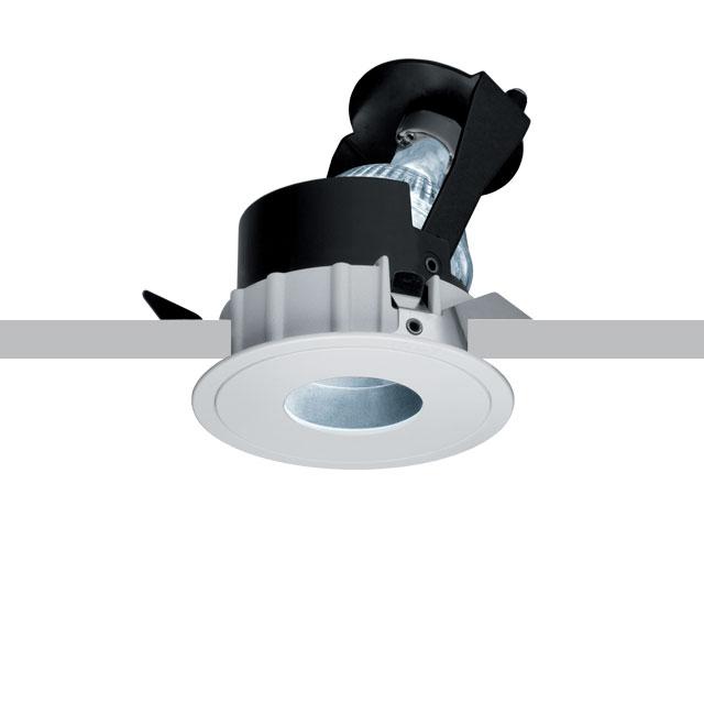 Laser Pinhole - Schwenkbar rund