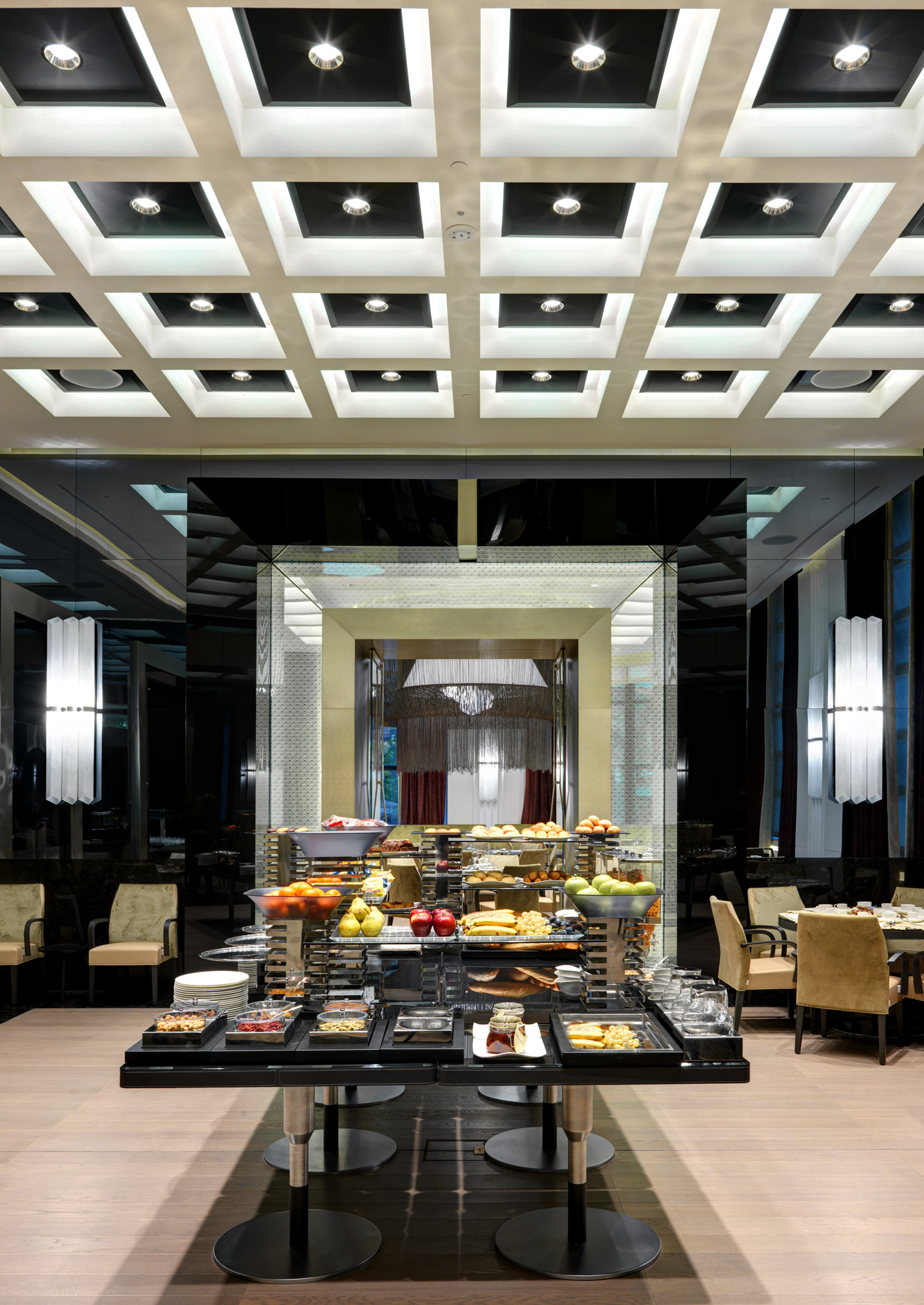 Hotel Gallia recovers its elegance.