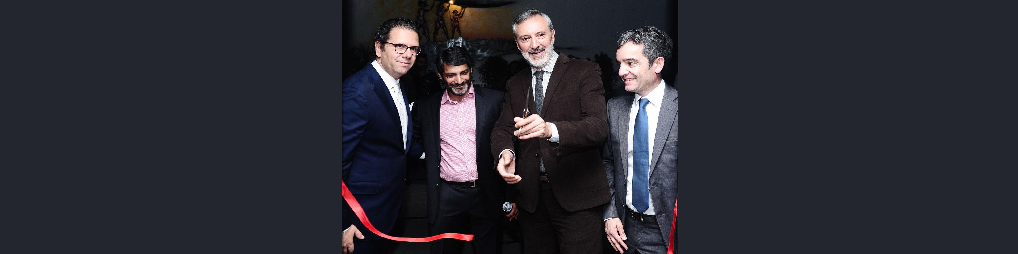 iGuzzini inaugurates The Light Experience in India