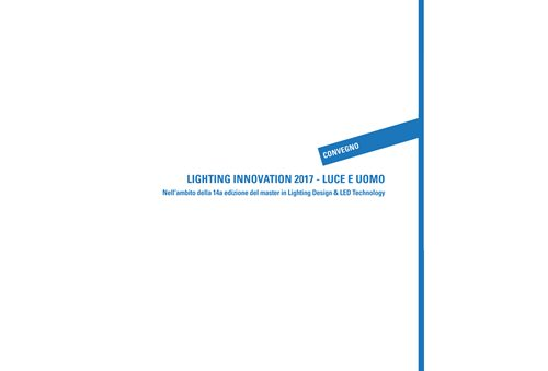 "iGuzzini at ""Lighting Innovation"""
