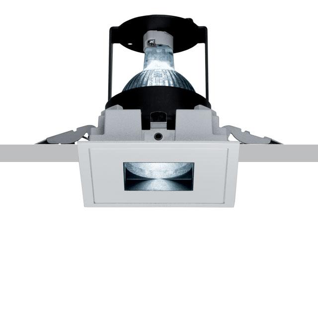 Laser Pinhole - fixe carré