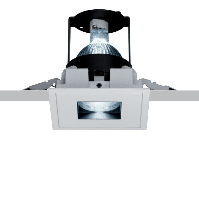 Laser Pinhole - fisso quadrato