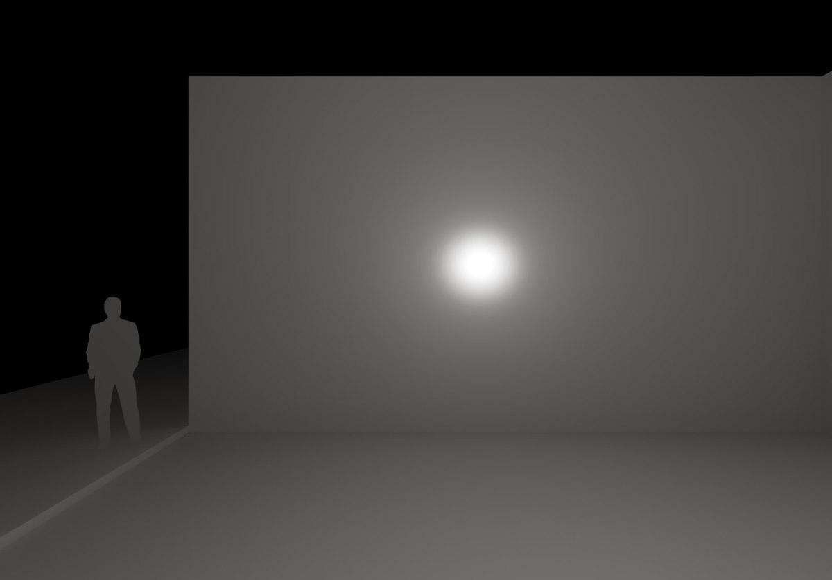 Akzentbeleuchtung im Außenbereich