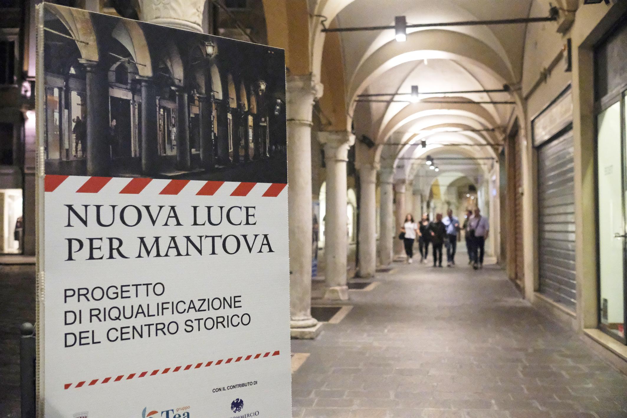 Congratulazioni a Mantova.