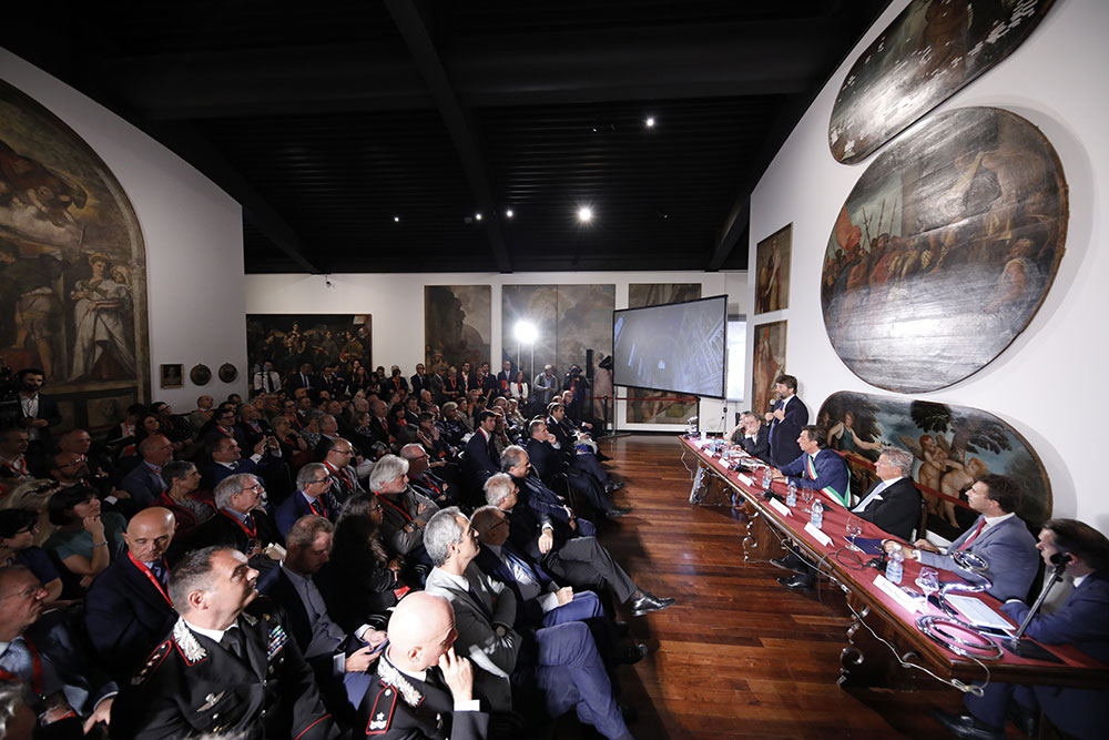 iGuzzini offre un nouvel éclairage aux chefs-d'œuvre du Maestro Giotto