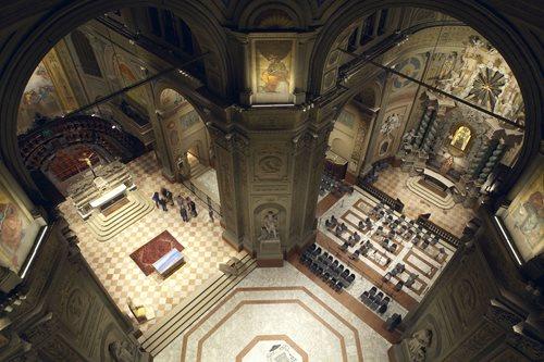 iGuzzini illuminates the rebirth of Duomo di Carpi