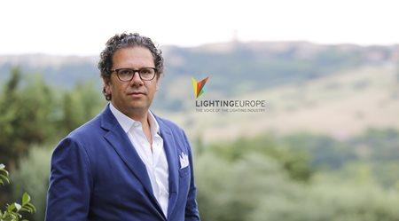 Massimiliano Guzzini rieletto nell'Executive Board di Lighting Europe