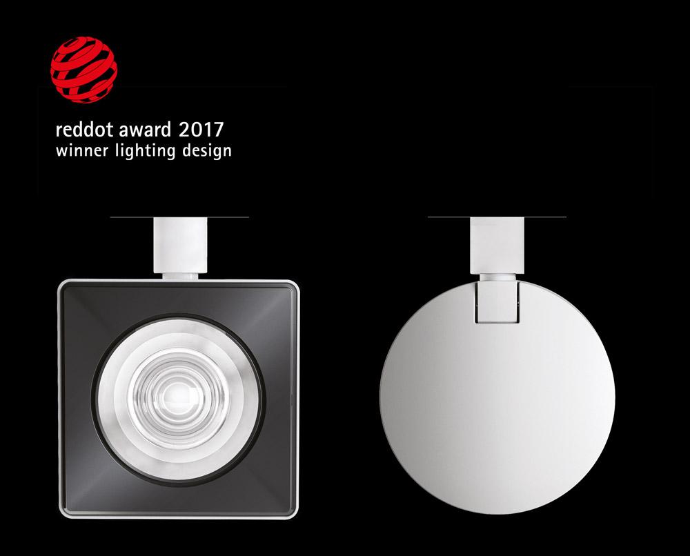 View and Lander awarded at 2017 Red Dot Awards