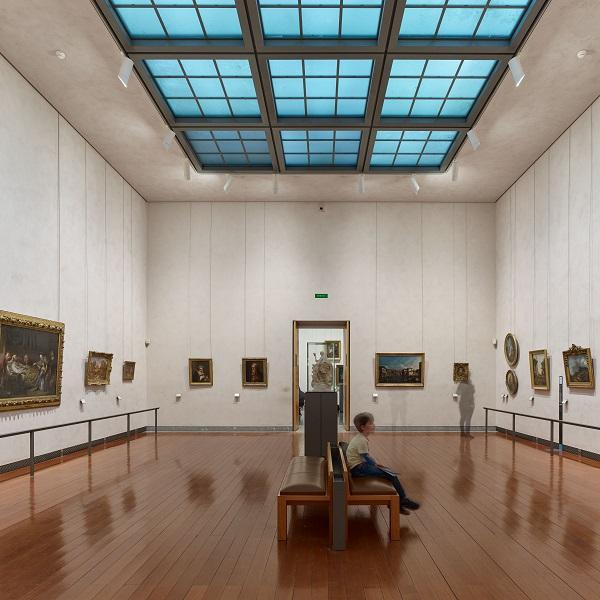 Il Museo di Belle Arti