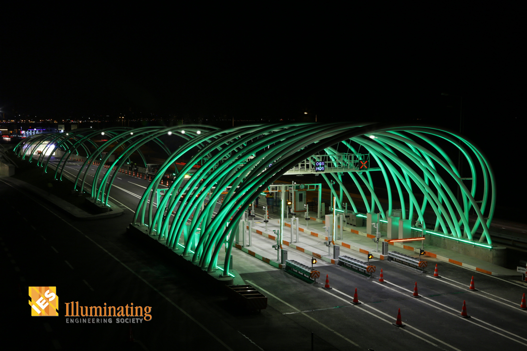 Eurasia Tunnel and Skira Architectural Lighting Design