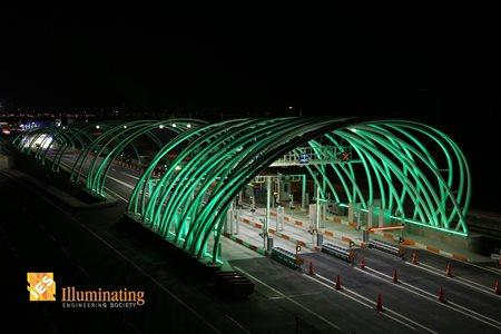 Eurasia Tunnel e Skira Architectural Lighting Design