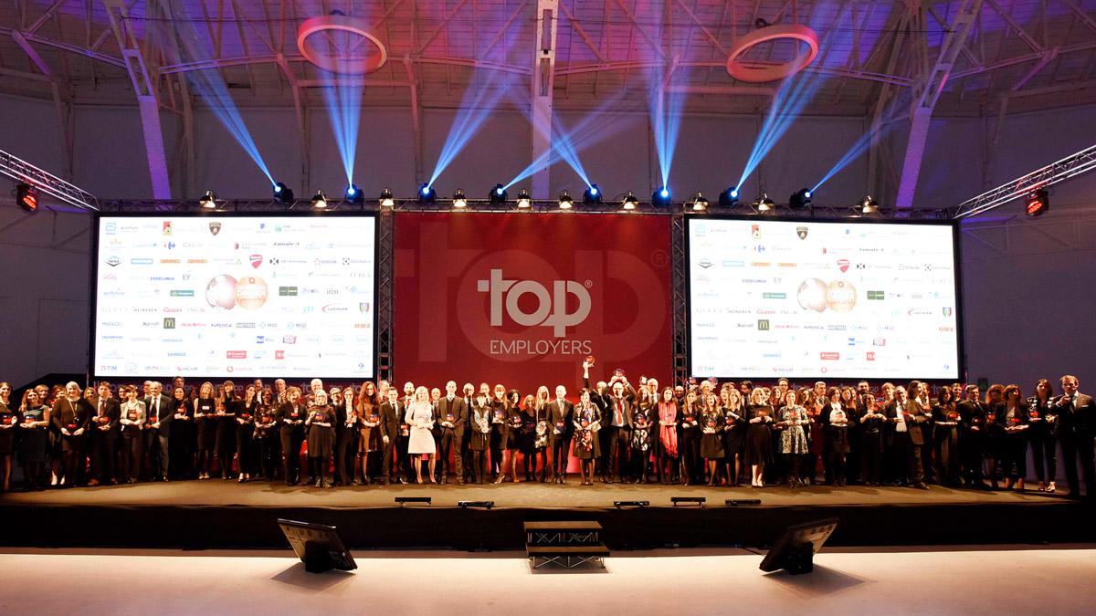 Top Employers premia iGuzzini