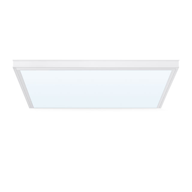 square ceiling/wall mounted