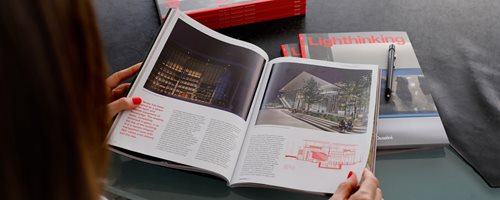 iGuzzini launches Lighthinking