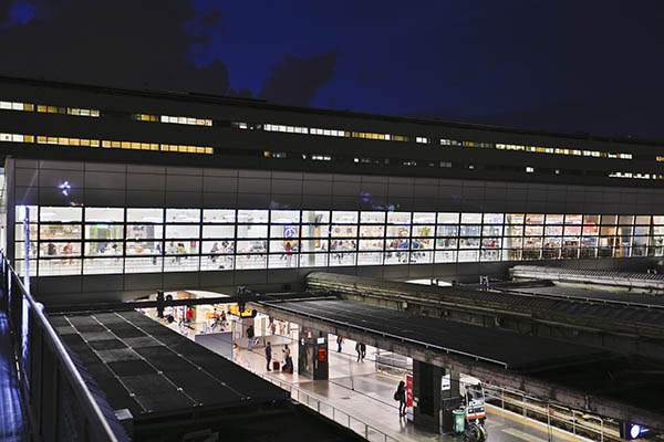 The Termini Station Terrace