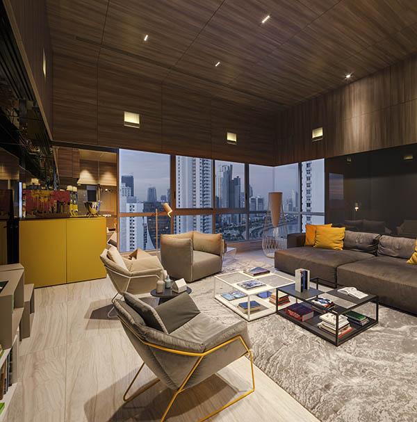 Abitazione privata a Panamá