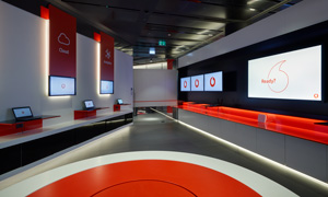 The Vodafone Experience Centre