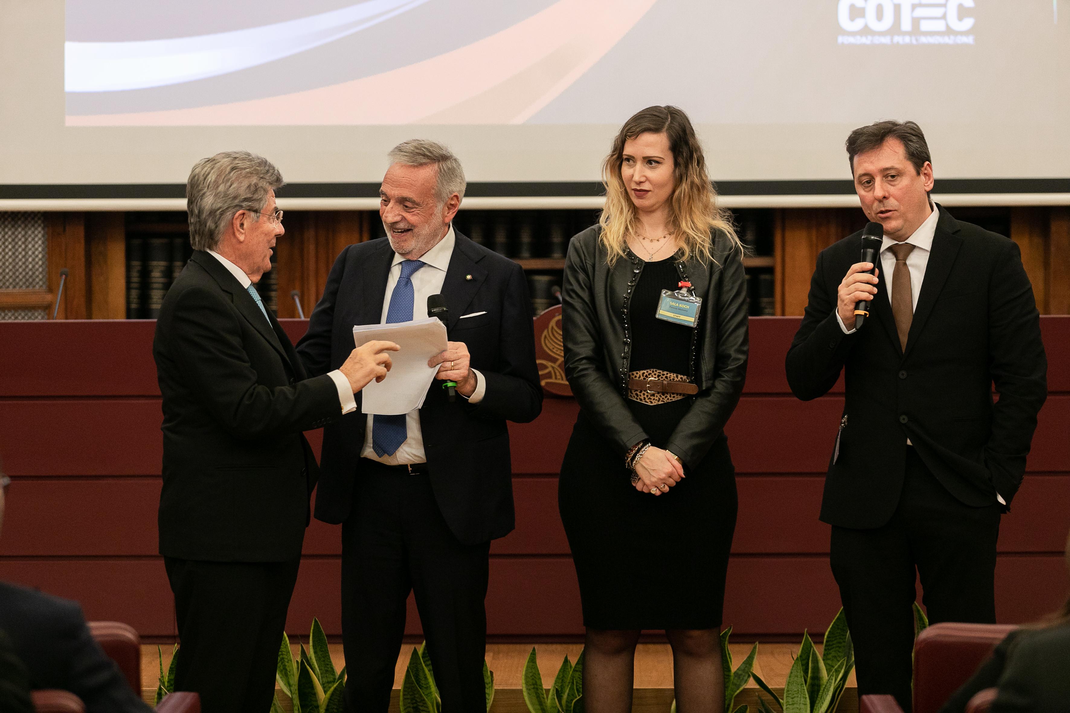 """iGuzzini insignita del """"Premio dei Premi"""" per l'Innovazione 2018"""