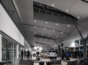 Porsche Showroom Parramatta