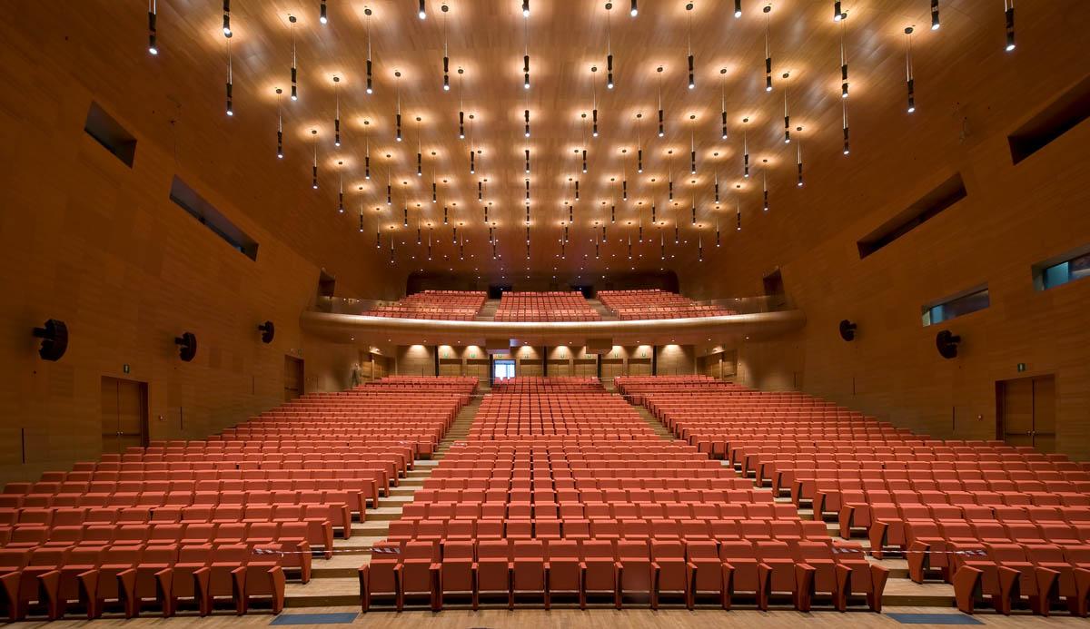 Il Nuovo Centro Congressi di Roma