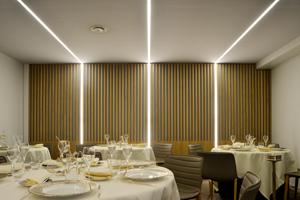 El restaurante Le Millénaire