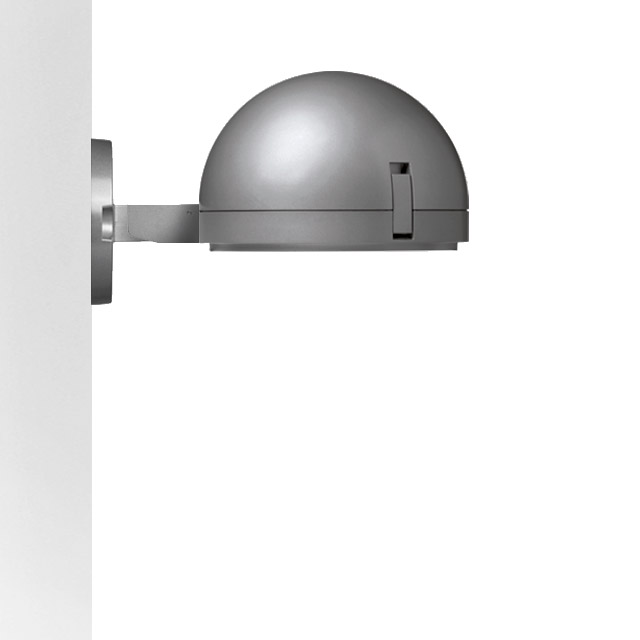 wall mounted