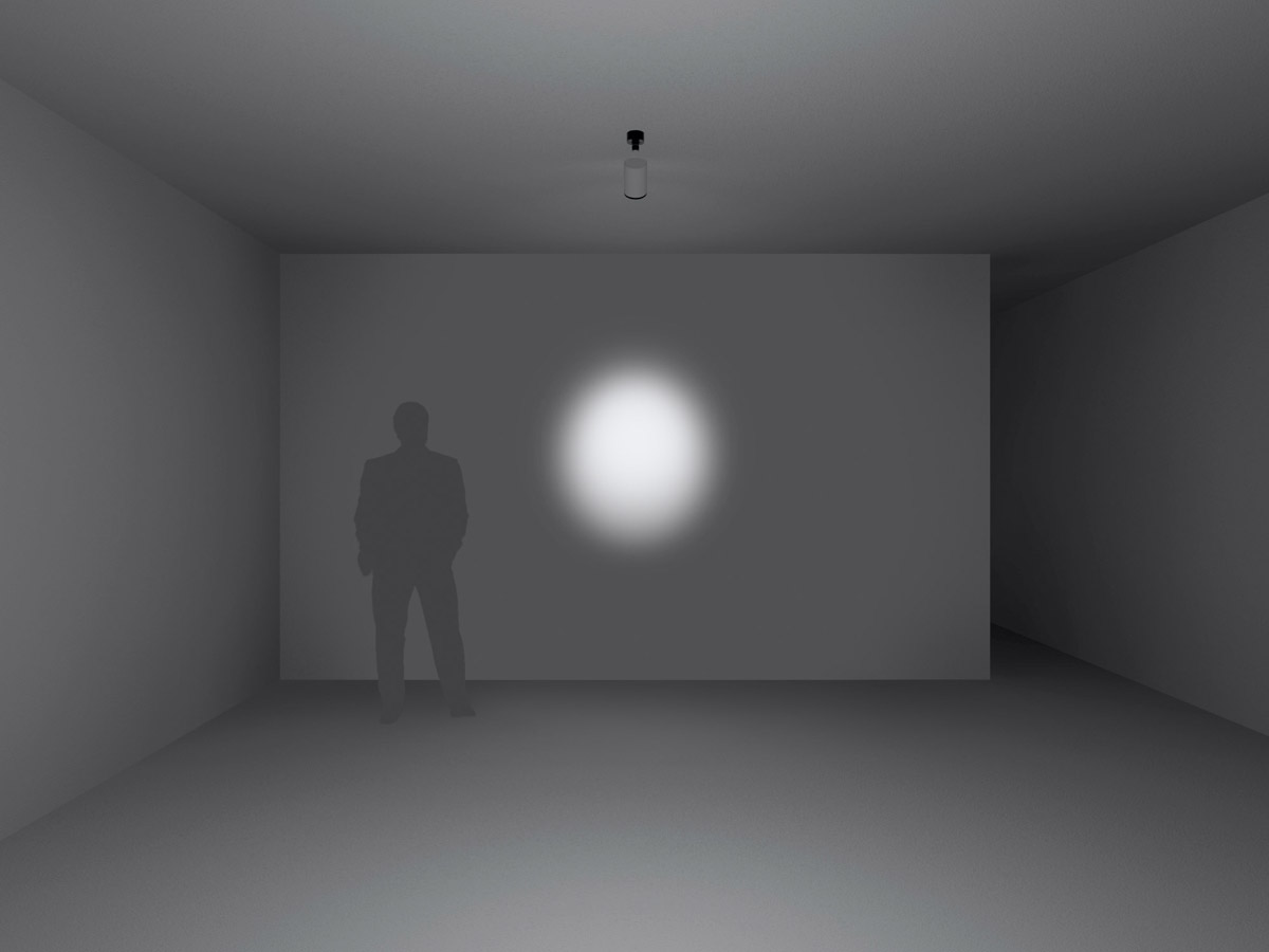 Iluminación de acento exterior