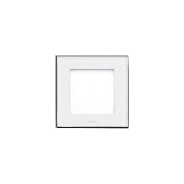 Ledplus - todo cristal cuadrado