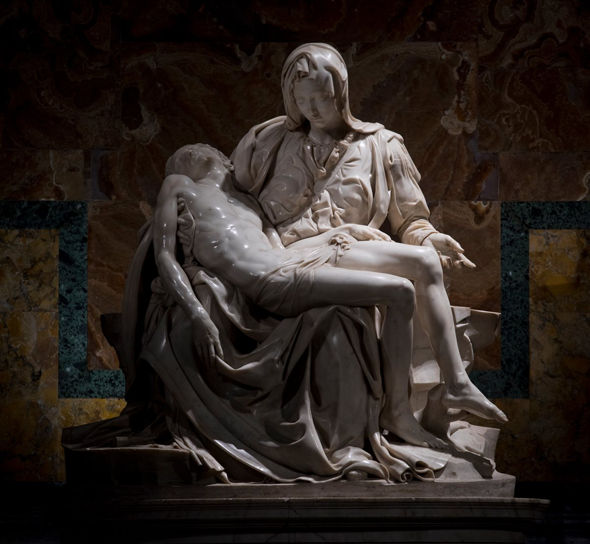 iGuzzini illuminates the Pietà in St. Peter's Basilica