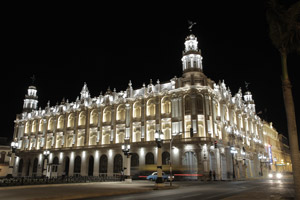 A new look for the Grand Theatre in Havana