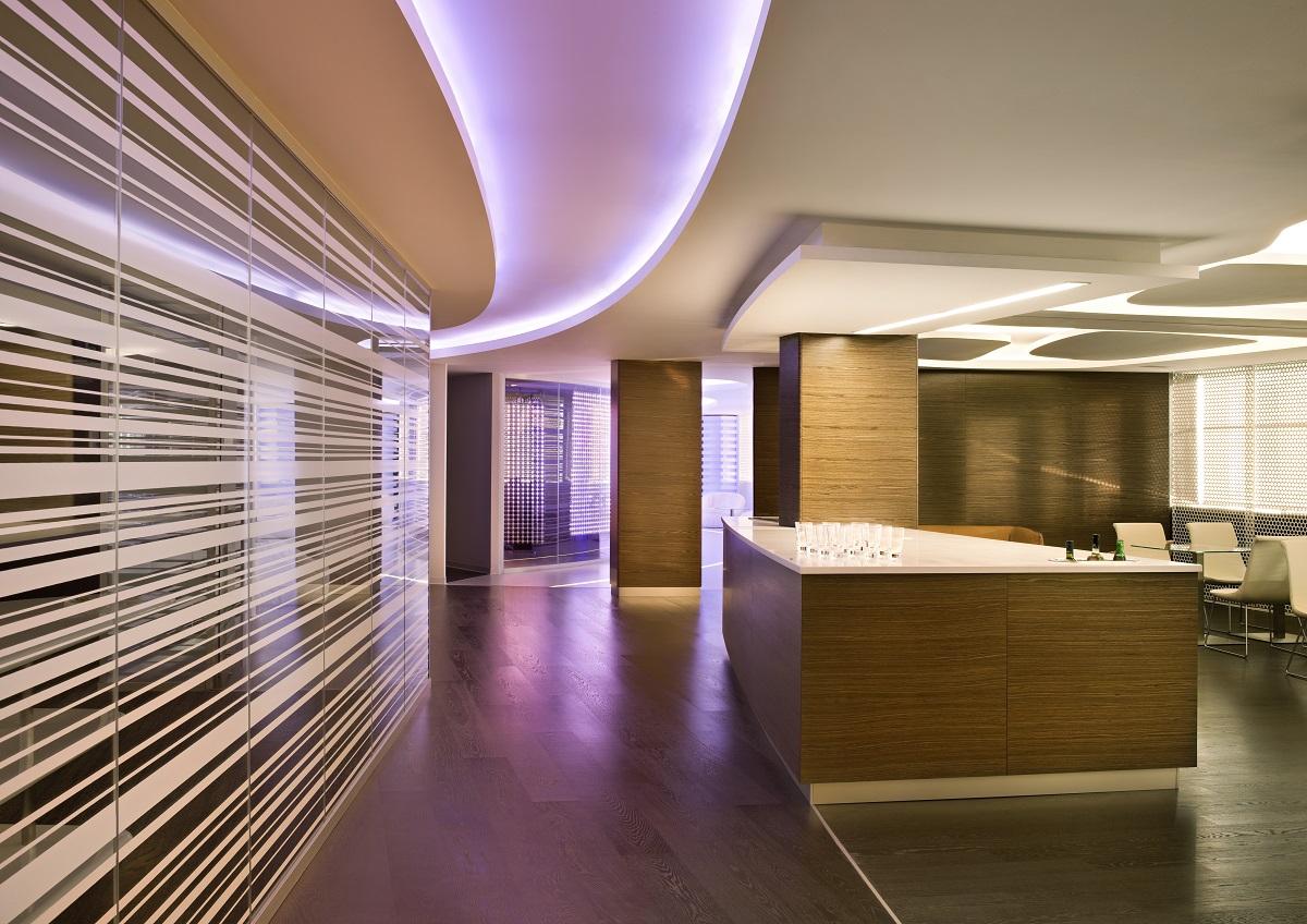 Illuminazione per uffici, illuminazione per aree lavorative